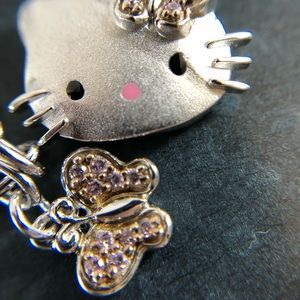 HELLO KITTY Bracelet butterfly bow